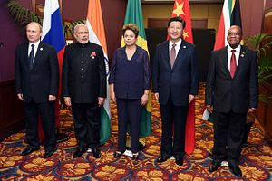 China in BRICS: A Threat to US Power?
