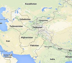 Another Incident on the Kyrgyzstan-Tajikistan Border