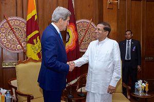 The American Stake in Myanmar and Sri Lanka