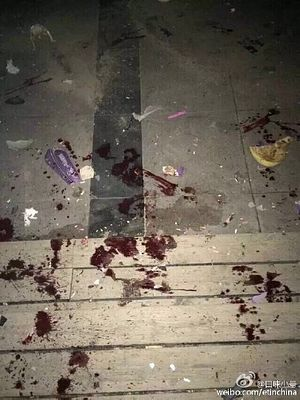 Suicide Bombings in China: Beyond Terrorism