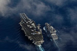 India's Reluctance on Multilateral Naval Exercises