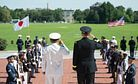 Great Expectations During Japan Military Chief's US Visit