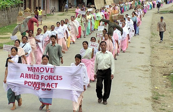 India's Controversial Armed Forces (Special Powers) Act