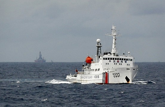 South China Sea: China's HD-981 Oil Rig Is Back