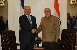 India's Position on Israel and Palestine: Change or No Change?