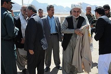 Afghanistan: Ghani's Pivot to Pakistan Falls Flat