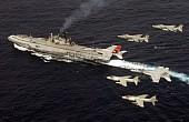 India's INS <em>Viraat</em>, World's Longest-Serving Aircraft Carrier, Set for Decommissioning