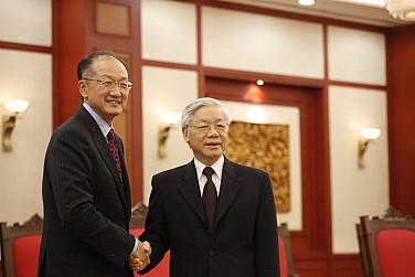 US Lauds Future Promise of Vietnam Ties amid Historic Visit
