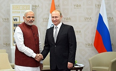 Russia's Balancing Strategy in South Asia