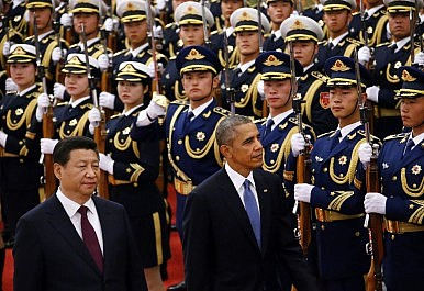 Mearsheimer vs. Nye on the Rise of China