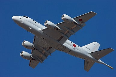 Japan Seeks To Export its New Sub-Hunting Plane