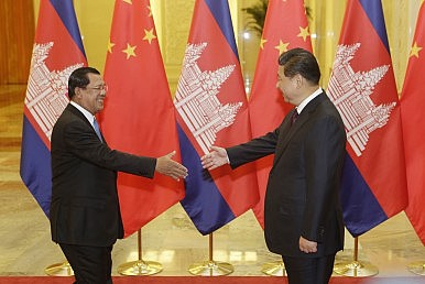 Cambodia's Strategic China Alignment