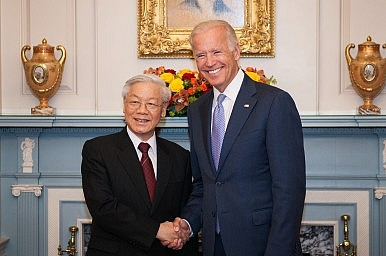 8 Developments in US-Vietnam Relations Show Emerging Partnership