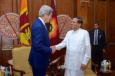 The American Stake in Myanmar and Sri Lanka