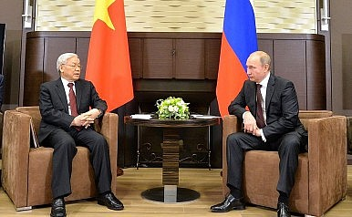 Does Russia Fit Into the US-Vietnam Equation?