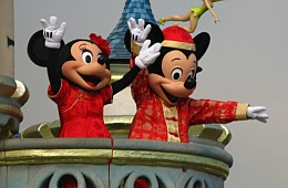 Shanghai's Disneyland: Mickey Mouse With Chinese Characteristics