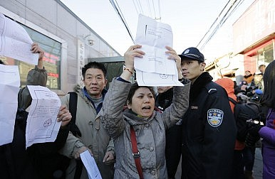 China's Imploding Pressure Cooker: Xinfang Petitions