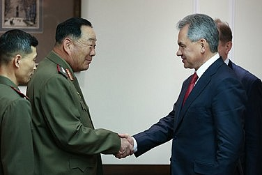 Why Did North Korea's Defense Minister Vanish?