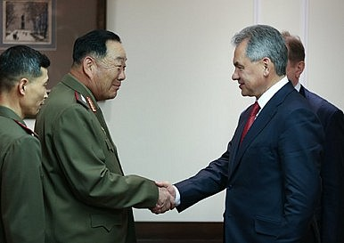 Why Did North Korea's Defense Minister Vanish?