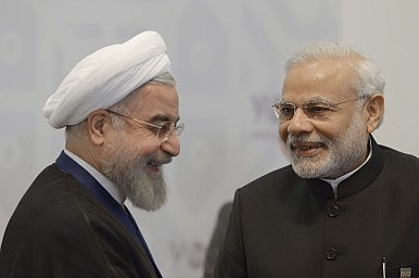 Modi and the Sino-Indian Game for Iranian Gas