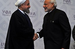 Preempt, Push, and Protect: India's Strategy after the Iran Deal