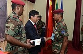Sri Lanka and China Wrap Up Silk Route 2015 Military Exercise