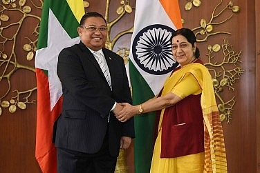 India and Myanmar Deepen Defense Cooperation