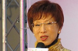 KMT's Ousted Presidential Candidate Returns as Party Chair