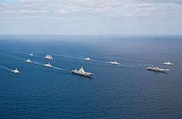 Surveying India's Evolving Approach to Maritime Security