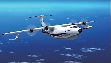 Confirmed: Beijing is Building World's Largest Sea Plane for Use in South China Sea