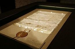 China and Magna Carta