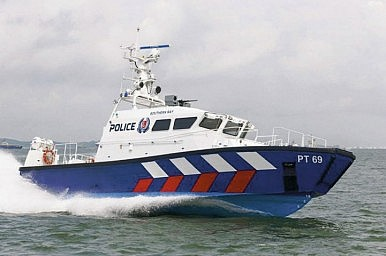 Singapore Launches New High-Speed Vessels to Counter Maritime Threats