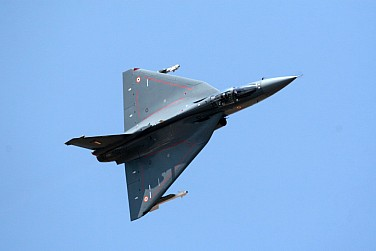 India Floats Radar Tender For Light Combat Aircraft