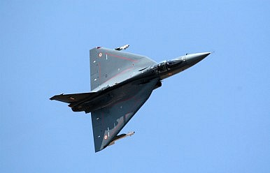 India's Light Combat Aircraft to Be Armed With Beyond Visual Range Missile