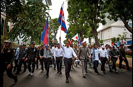 Stop Hyping Up Sam Rainsy's Return to Cambodia