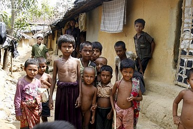 Myanmar's Most Vulnerable Face Rations Cut
