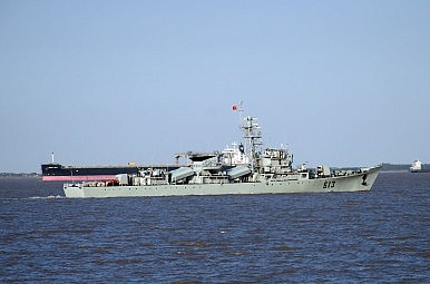Vietnam Slams Chinese Naval Drill in South China Sea