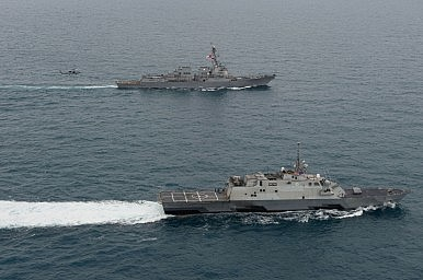 Taiwan Navy Eyes New US Anti-Submarine Warfare Helicopters