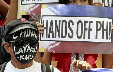 South China Sea: Philippines v. China