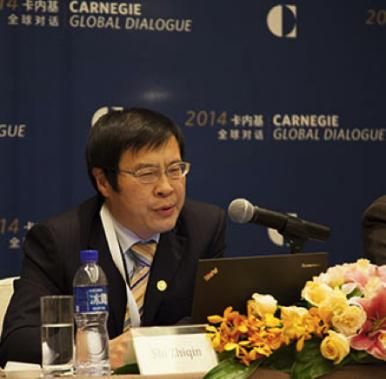 Interview: Professor Shi Zhiqin