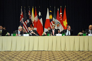 TPP May Fail if Renegotiated, Singapore Warns US