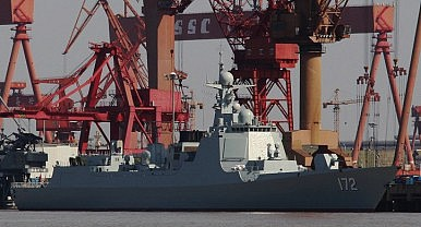China Commissions Fourth 'Carrier Killer Destroyer'
