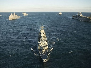 Australia and US Conclude Major Military Exercise in Pacific Region