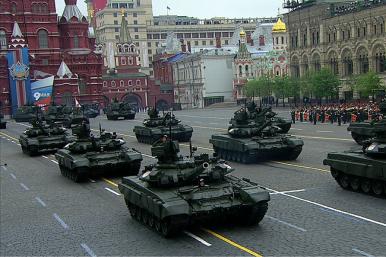 Waging War Is Still Good Business in Russia