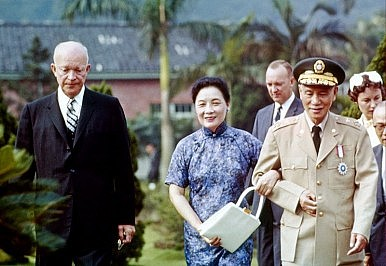How Eisenhower Saved Taiwan