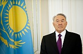 Nazarbayev Starts Off Week of Travel in Iran
