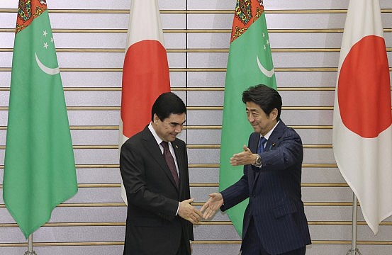 Japan's Strategy for Central Asia
