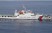 Japan: China Sent Armed Coast Guard Vessel Near Disputed Islands