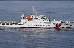 Coast Guards' Role in the South China Sea