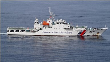How China Is Expanding Its Coast Guard